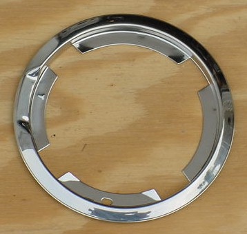 70 71 72 73 74 Challenger Flip Top Trim Ring NEW
